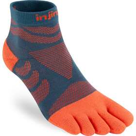 Injinji Run Technical Mini Crew Socks Women, dew